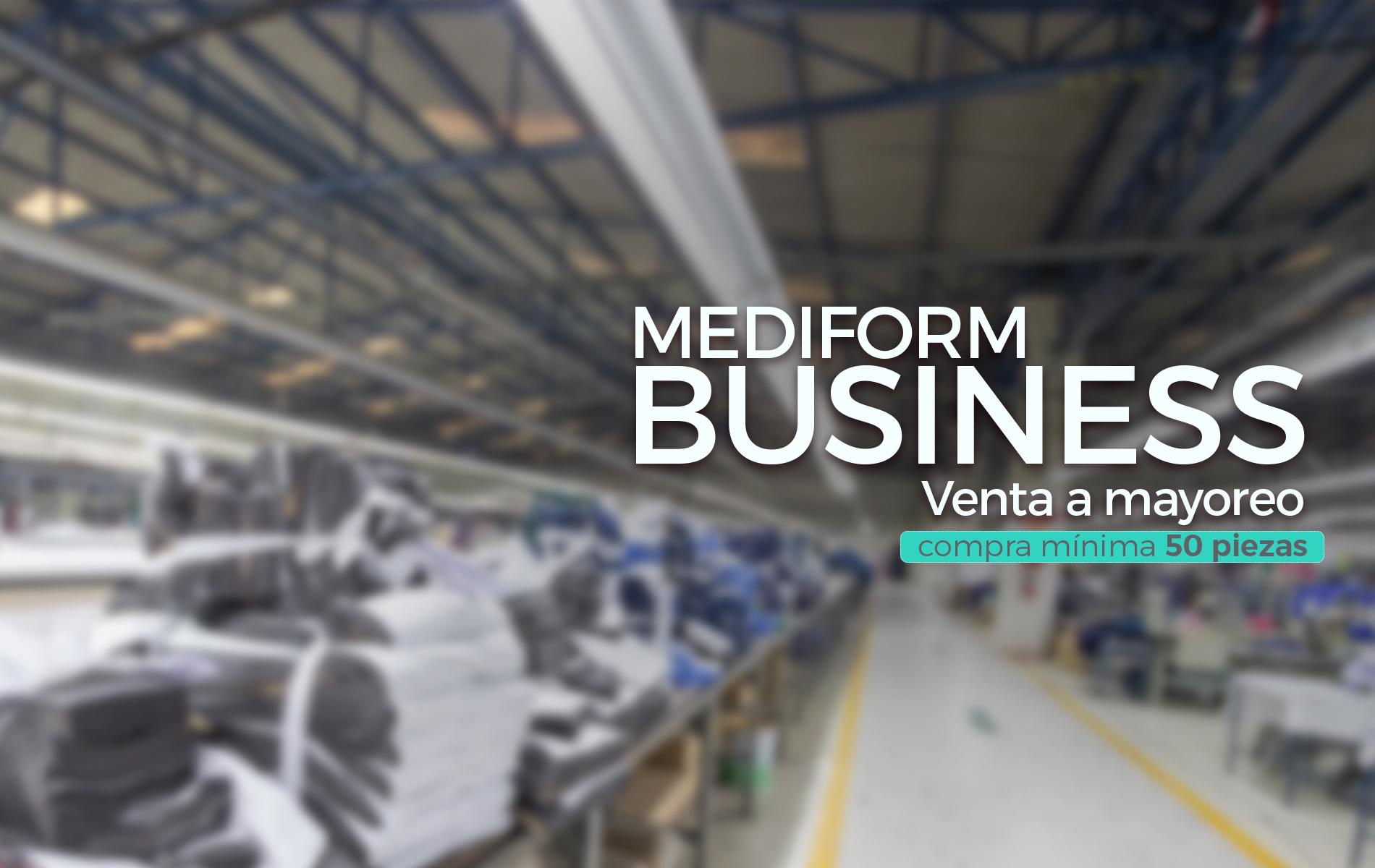 Mediform business main slide